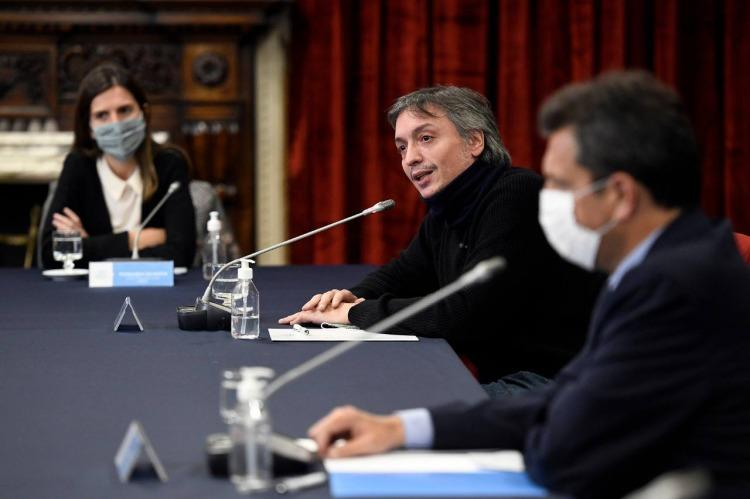 Máximo Kirchner presentó un proyecto para beneficiar a tres millones de argentinos