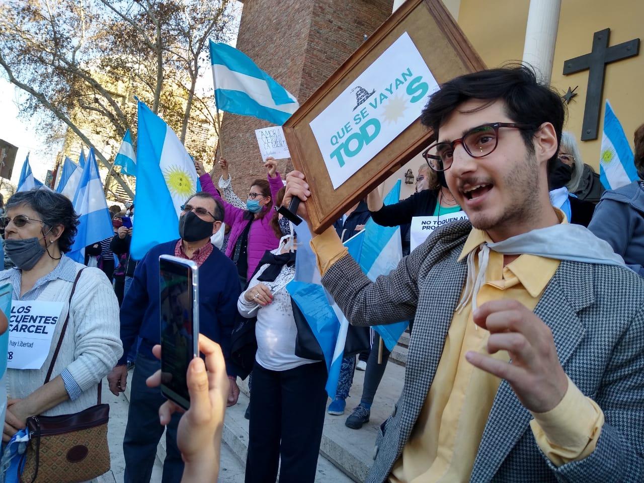 Movimiento libertario argentino