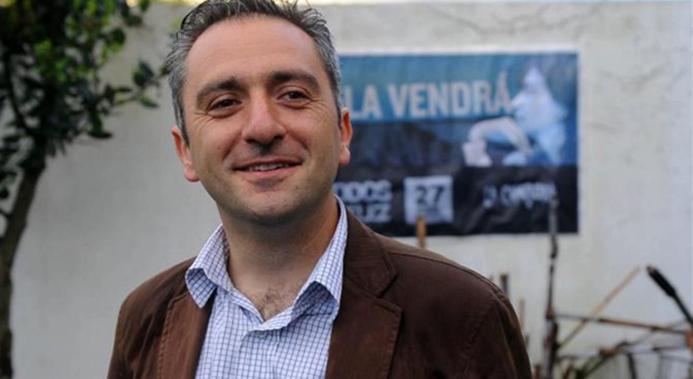"""Cuervo Larroque: """"Debemos estar unidos con Hugo Moyano y con todos los  dirigentes que se oponen al macrismo""""   Agencia Paco Urondo   Periodismo  militante"""