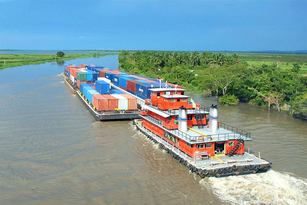Debate sobre hidrovía Paraná
