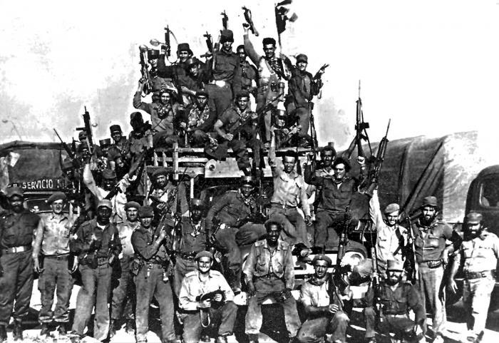 60 años de la batalla de Playa Girón, en Cuba